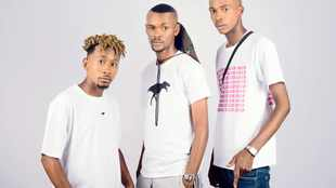 AmaPiano trio hits double platinum with popular 'Uber' song