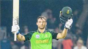 Janneman Malan steps to the fore for Proteas in Bloemfontein