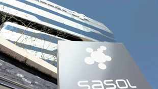Gold shares are shining bright, while Sasol may need a rights issue