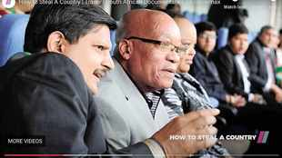 Charting the rise and fall of the Guptas