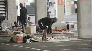 Durban's homeless still waiting for special grant
