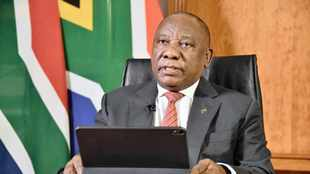 Cyril Ramaphosa warns of tough times, difficult decisions, unavoidable job losses