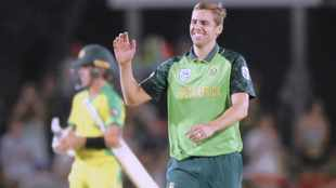 Bright lights opened doors for Proteas' star Anrich Nortje to shine