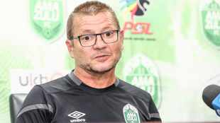Jozef Vukusic 'doesn't have a future at AmaZulu'