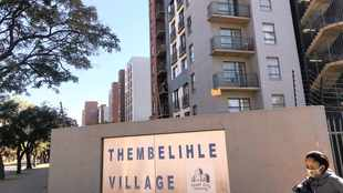 Meter reading row at Pretoria's Thembelihle Village flats