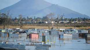 WATCH: Downpours and gale force winds swamp informal settlements in Cape Town