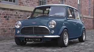 Mini Remastered as (expensive) bespoke city car