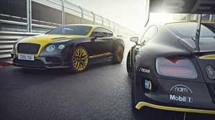 Special-edition Bentley echoes GT3 racers