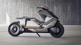 BMW Concept Link previews future scooters