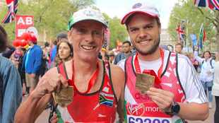 Bruce Fordyce is inspiring a new generation of running enthusiasts