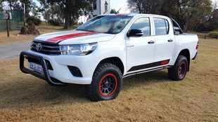 Bakkie build: Many fun ways to beef up your Hilux