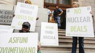 Investigation into SA's nuclear build programme