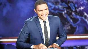 Trevor Noah strives to deliver his best