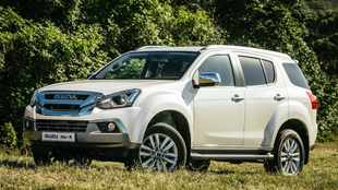 Isuzu's Fortuner fighter is here: SA prices