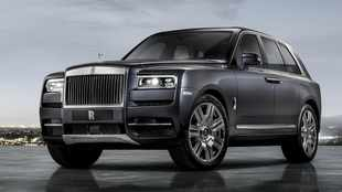 Why the Rolls-Royce Cullinan isn't your average SUV