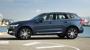 Volvo's smart new XC60 SUV lands in SA