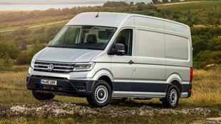 VW's all-new Crafter van launched in SA