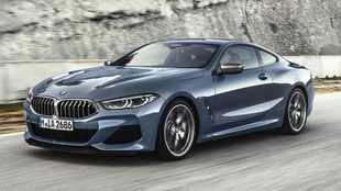 BMW finally reveals reincarnated 8 Series Coupe