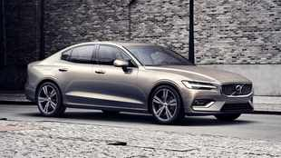 Volvo unveils all-new, SA-bound S60