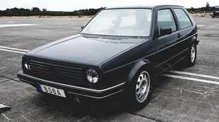 Watch 900kW Golf Mk2 blitz the quarter-mile in 8.7s!