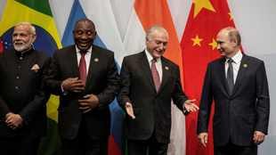Putin to meet with Xi, Ramaphosa and other world leaders on sidelines of #BRICSSummit