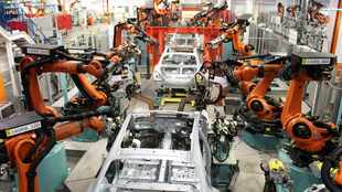 Covid-19 has put South Africa's car manufacturing plans in jeopardy