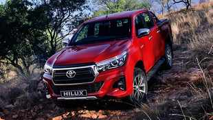 Hilux updated - cheaper double cabs, 'Dakar' look expands
