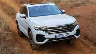 Tested: VW's new Touareg is classy and cutting edge