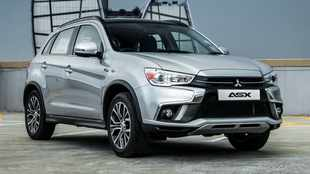 Mitsubishi ASX is solid but no longer competitive
