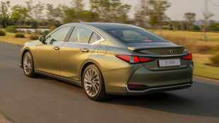 SA launch drive: Can the new Lexus ES sway tastes?