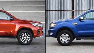 Hilux vs Ranger - which bakkie has the best resale value?