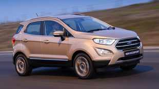 Tested: Ford's 2018 EcoSport improves successful recipe