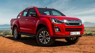 Isuzu KB gets new name in SA, and range expansion