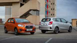 Datsun refreshes the GO and GO+