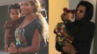WATCH: Beyoncé and Jay-Z touchdown in Mzansi for #GlobalCitizenFestivalSA