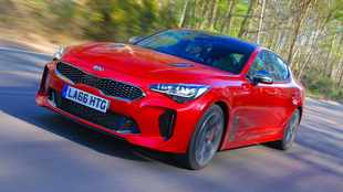 Tested: Kia's Stinger is a fast, head-turning grand tourer