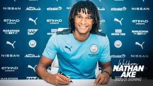 Man City makes Ake second signing of summer transfer window