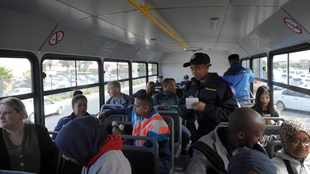 Much-vaunted City, Golden Arrow deal to ensure Cape passenger safety non-existent