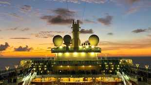 Poo on a cruise: Cruise ship forced to turn around after passengers struck down with gastroenteritis