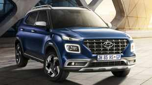 Hyundai SA launches special edition Venue (for those who love denims)