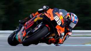 Brad Binder trying to 'reset' ahead of Sunday's race