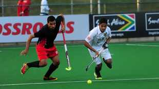 SA men's hockey team intensify preparations ahead of World Cup in India