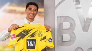 Bellingham explains decision to snub Man United for Borussia Dortmund