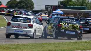 Let's go racing: VW racers ready to light up Zwartkops