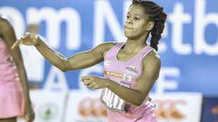 Proteas netball star Mdau finds ways to keep moving during lockdown