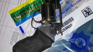 Two armed robbers arrested after Kathu robbery in Northern Cape