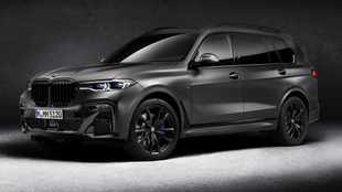 BMW X7 moves over to the dark side with Shadow Edition