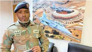 SANDF captain's journey from herdboy to the top ranks