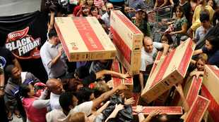 Do not be swept away by the Black Friday frenzy