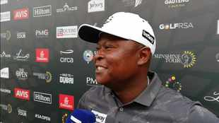 I want to be an icon and an inspiration - SA's Thimba after great SA Open start